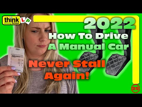 Clutch Control & Biting Point Driving Lesson & Smooth Pulling Away. How does the clutch work