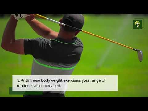 5 Reasons To Strengthen Your Shoulders For Golf