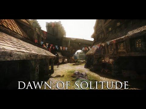 TES V - Skyrim Mods: Dawn of Solitude