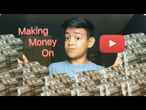 HOW TO MAKE MONEY ON YOUTUBE!!!