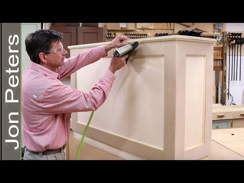 How to Build a TV Lift Cabinet - Free Step by Step Plans