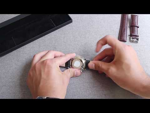 Vincero Watches: How To Change Your Leather Straps