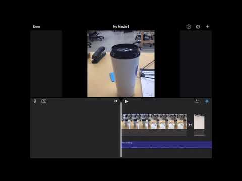 iMovie Project Tutorial
