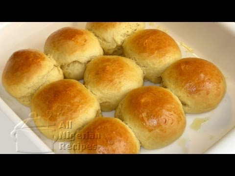 Breakfast Bread Rolls | All Nigerian Recipes