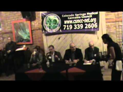Amendment 64 Legal Panel Discussion - CSMCC, January 24, 2013