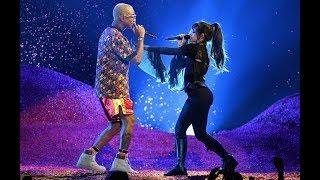 "Camila Cabello Performance ""Sangria Wine"" e ""Havana"" On Billboard Music Awards 2018"