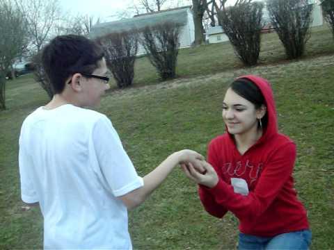 Xiomara and Kia Romeo and Juliet