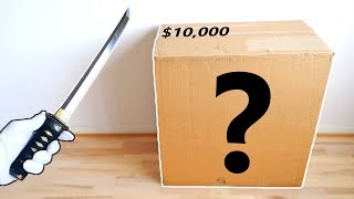 $10,000 Custom PC Gaming Setup Unboxing
