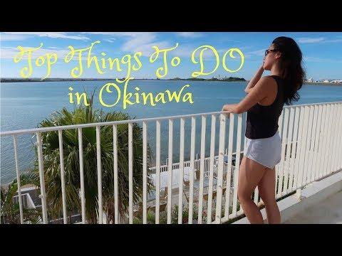 Top Things To Do In Okinawa | 沖繩來這裡就對了! 不小心發現世外桃源 😍