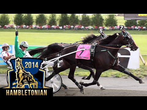 2014 Hambletonian CBS Sports Network