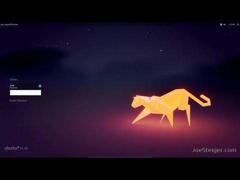 Change LightDM Login Background ~ Ubuntu 11.10