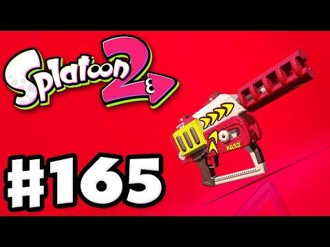 Rapid Blaster Pro Deco! - Splatoon 2 - Gameplay Walkthrough Part 165 (Nintendo Switch)