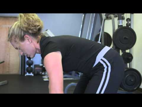 How to Work Out to Get a Big Back Smaller