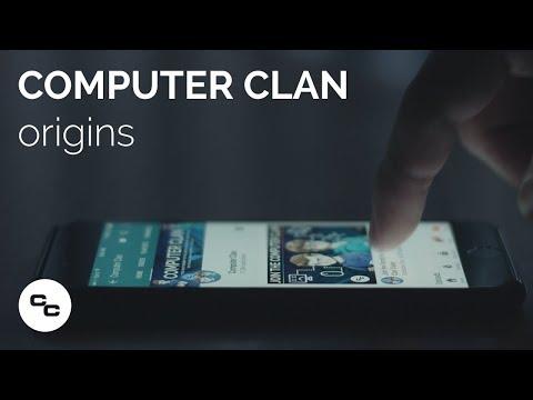 How It All Began - Computer Clan Origins