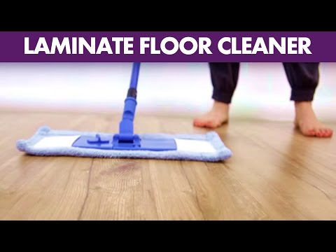 Laminate Floor Cleaner - Day 9 - 31 Days of DIY Cleaners (Clean My Space)