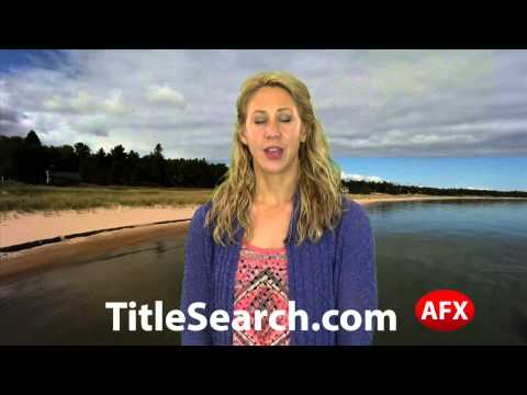 Property title records in Crawford County Michigan   AFX