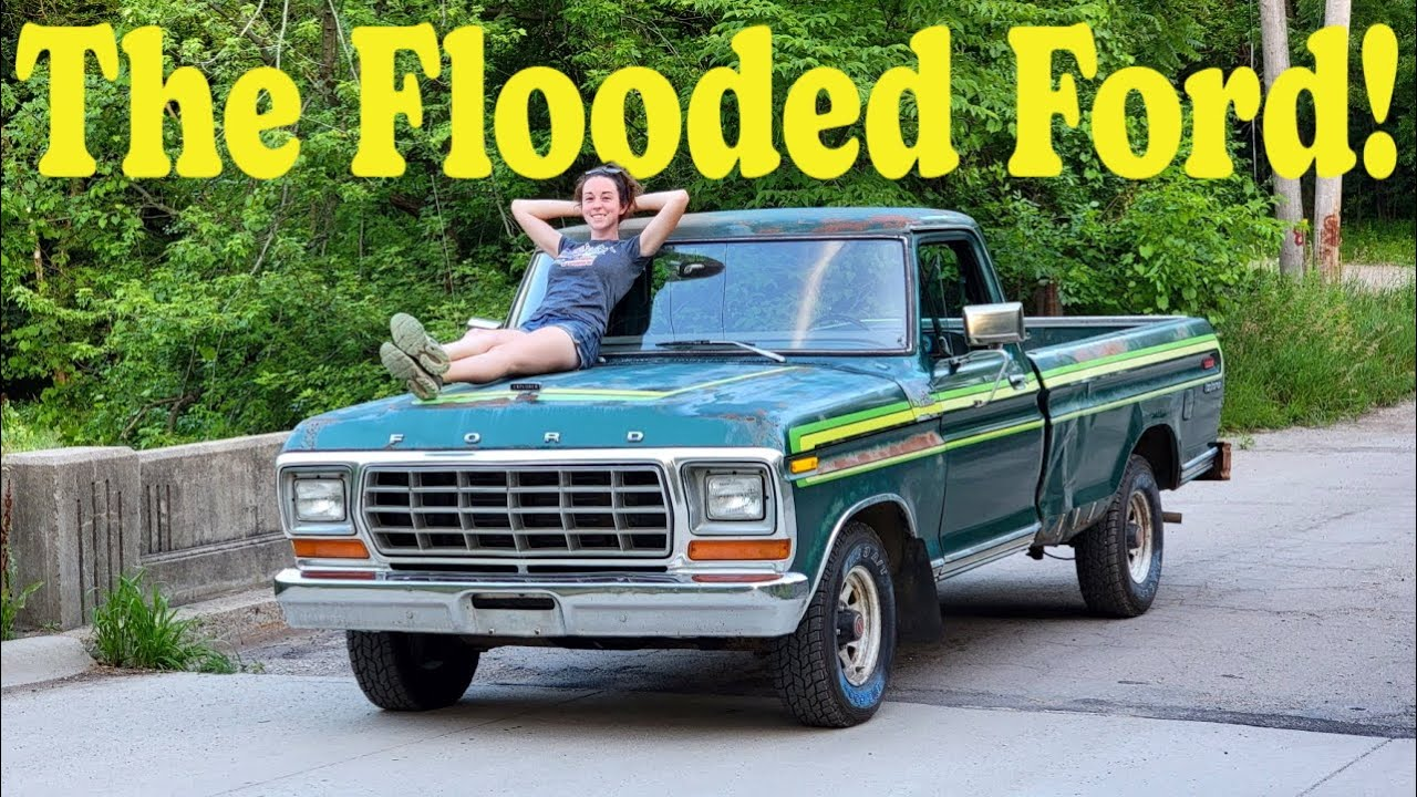 Will My FLOODED 1978 Truck Finally Return to the Road?!