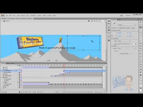 Invisible Button and Code Snippets in Animate CC