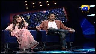 The Shareef Show - (Guest) Humayun Saeed & Ayesha Khan (Comedy show)