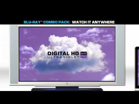 Blu-ray Combo Packs and Digital HD with Ultraviolet