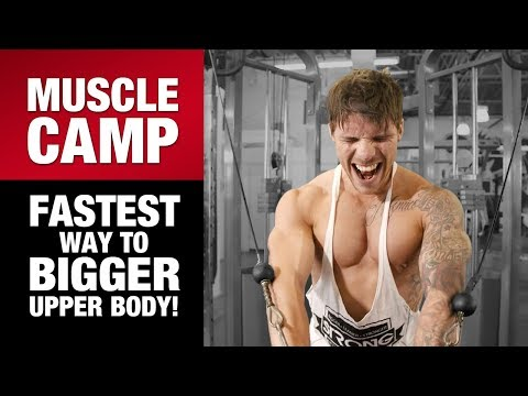 6 Moves For The Ultimate Upper-Body Workout (PUMP DAY!)