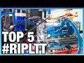 #RIPLTT Recap: GN Takes Top 5 Record in 3DMark Overclocking