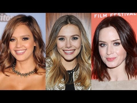 10 Hottest Haircuts for Oval Faces