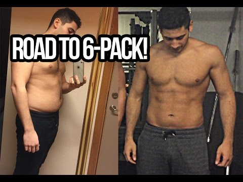 4 Months Transformation Fat to Fit | Road to 6-pack Episode: 1