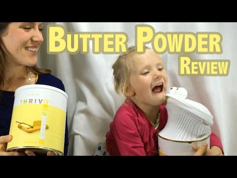 Butter Powder Review