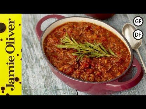 Easy Bolognese Recipe | Jamie Oliver
