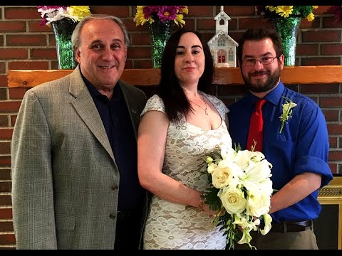 Andrew and Elena Get Married By Mayor Joseph Bianchi