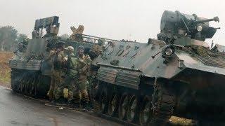Zimbabwe crisis: Army seizes broadcaster but denies coup - BBC News