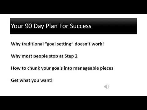 Change Your Mindset Change Your Life! - 90 Day Plan