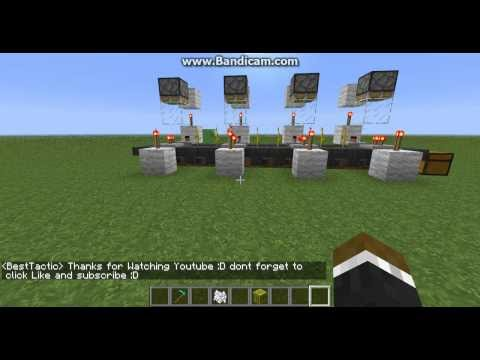 MineCraft 1.6.2 / 1.6.1 : Tutorial Melons Generator , Fully Automatic