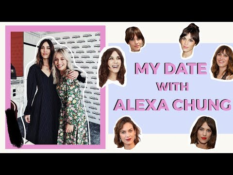 ALEXA CHUNG GIVES ME STYLE, HAIR AND LIFE ADVICE (NL & ENG) • YARA MICHELS