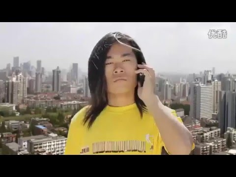 Viral campaign for Soft Drink in China