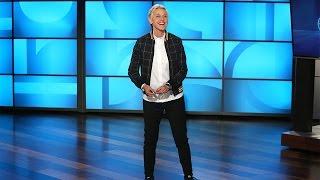 Ellen's First Monologue of Season 14!