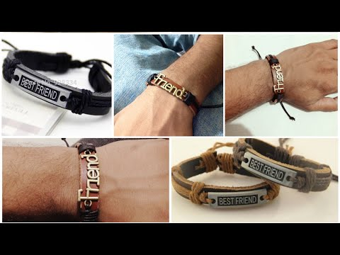 HOW To Make Leather Friendship Bracelets!! DIY Friendship Bracelets