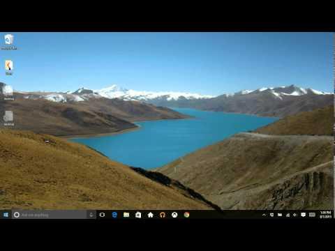 Windows 10: Change the default web browser