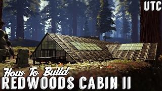 Ark Building Tutorial :: Redwoods Cabin :: A-Frame Cabin