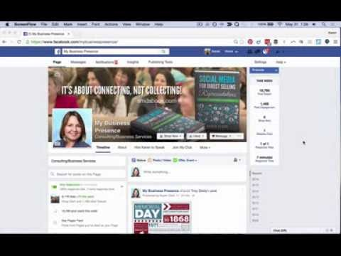 Answer Visitor Posts on Facebook Business Pages