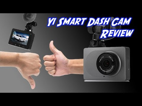 Yi Dash Camera Review - 1080p Dash Camera