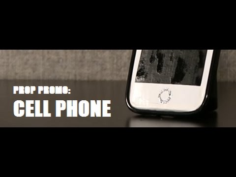 Prop Promo: Cell Phone