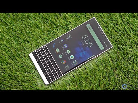 BlackBerry Key2 Complete Walkthrough