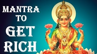 LAXMI MANTRA:  SKYROCKET YOUR EARNINGS  : GET RICH,  HAPPY \u0026 HEALTHY :  100% GUARANTEED RESULTS !