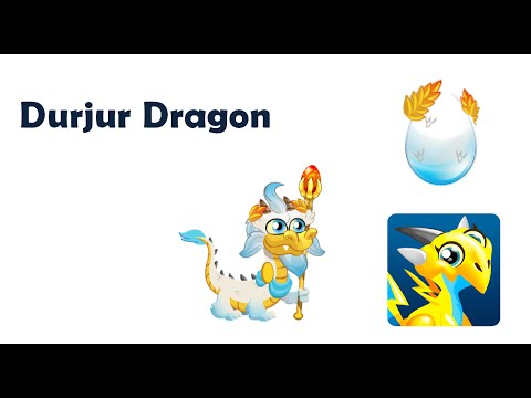 Dragon City Dujur Dragon Guide