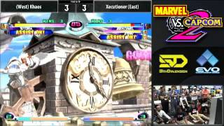 Mvc2   Evo 2015   Team Mm Khaos-spartan Vs Gcon-xecutioner