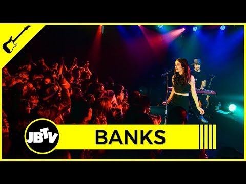 BANKS - Stick | Live @ JBTV