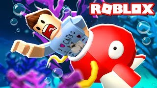 ESCAPE THE AQUARIUM OBBY IN ROBLOX