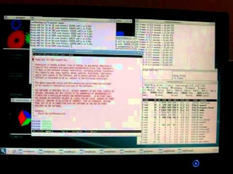 Ubuntu 12.10 with Razor-qt on the Hackberry A10